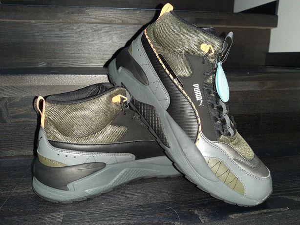 Пума оригинал ботинки кроссовки сапоги Puma