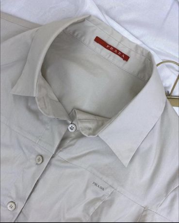 Рубашка prada dior оригинал блузка