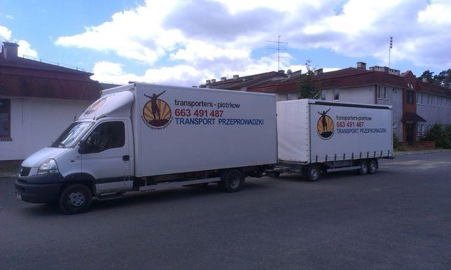 Usługi Przeprowadzki Transportowe PRZEPROWADZKA Pianino Sejf Fortepian