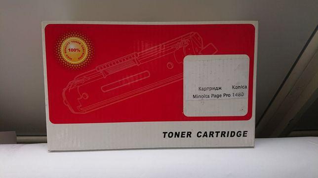 Картридж тонерный Konica Minolta Pagepro 1480