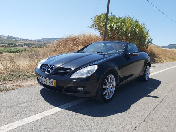 RESERVADO Mercedes-Benz Slk Kompressor descapotável