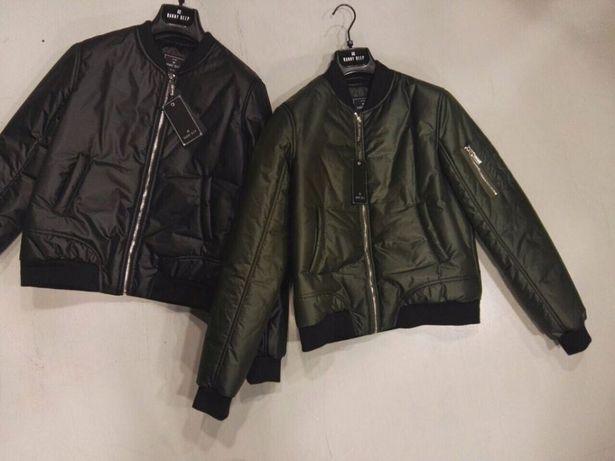 Куртка женская(бомбер) Италия,осень,,800