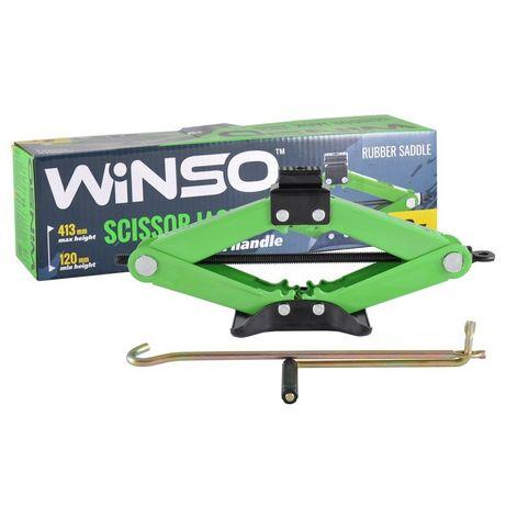 Домкрат ромбовий Winso 2т 120-413мм 122100