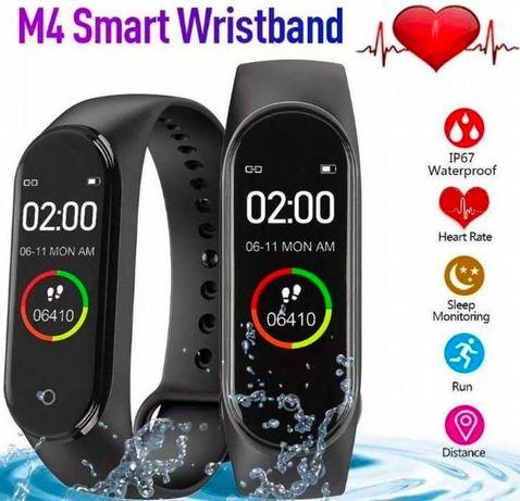 Фитнес трекер Smart Band M4 Смарт часы Bluetooth Smart Band