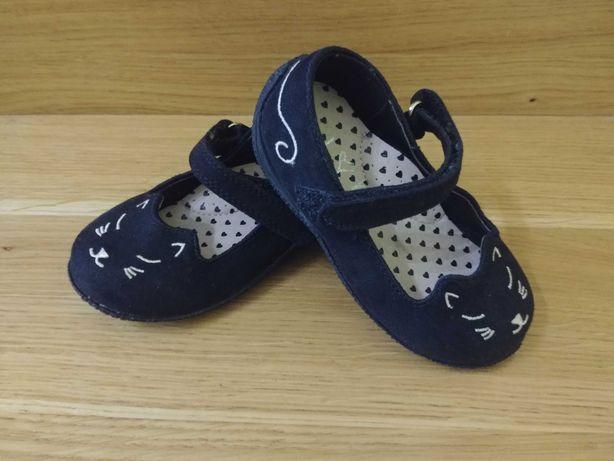 Jak nowe Kotki buty pantofelki baleriny dla dziewczynki 21 22