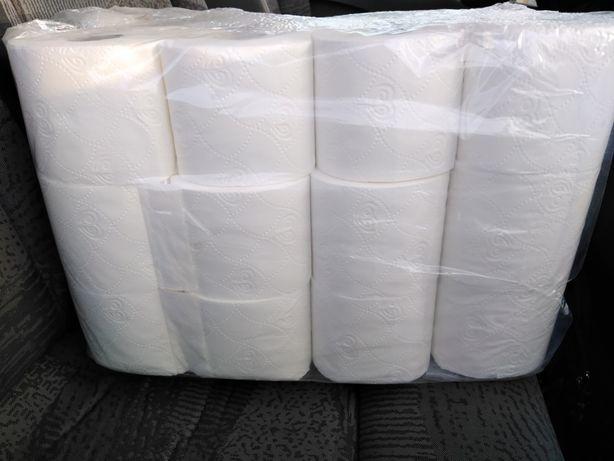 Papier toaletowy 3-warstwowy