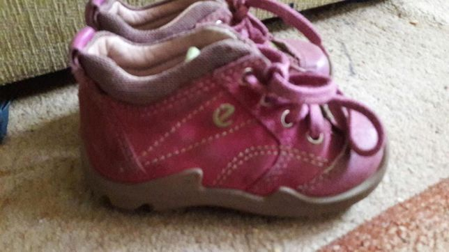 Ботинки демисезонные Ecco 21 размер 13.5 см