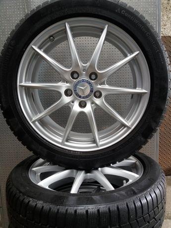"Koła aluminiowe 17"" cali 5x112 Mercedes Audi Vw seat Skoda zimowe"