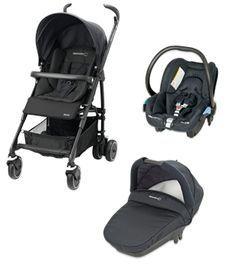Trio Streety bebé confort