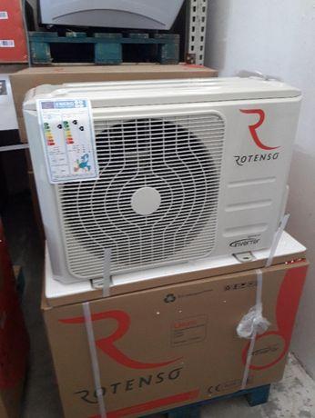 Klimatyzator z montażem 25m2 Rotenso Ukura 2,6kW Inwerterowy A++