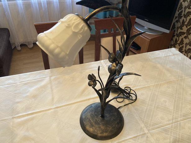 Sprzedam lampę-rękodzieło