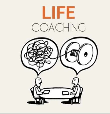 Consultas de psicologia e coaching