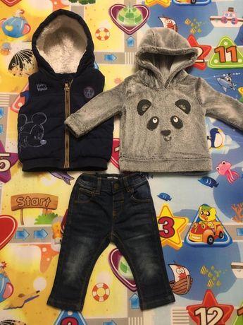 Продам набор брендовых вещей ( Next, George)на мальчика