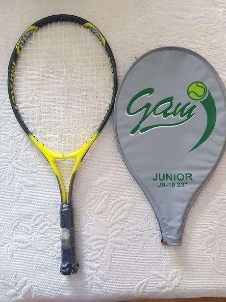 Raquete Tenis Junior com bolsa