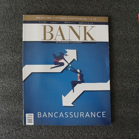 Bank Miesięcznik Finansowy 2017 nr 10, 2019 nr 2