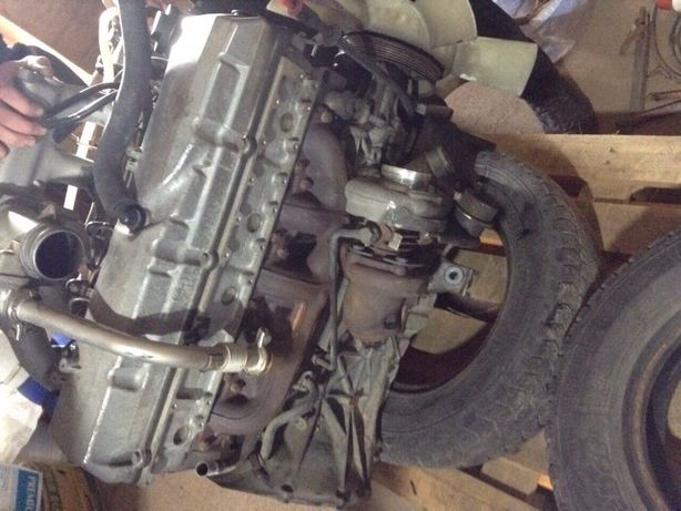 Двигатель Мотор 2,9 TDI Sprinter 96-99 запчасти