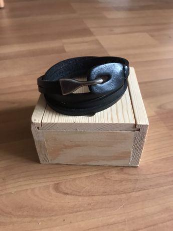 Продам браслети з шкіри у подарункових упаковках