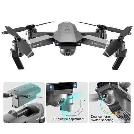 Drone Sg907 4K HD Com GPS e establizaçao optica + estabilidade de voo
