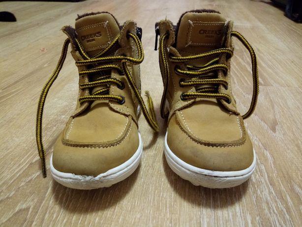 Деми ботинки creeks, размер 24, б/У.