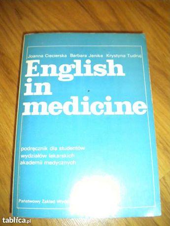 English in medicine Joanna Ciecierska - podręcznik dla studentów