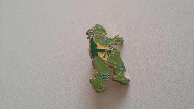 Pin vintage 1990 TMNT tartaruga ninja Leonardo