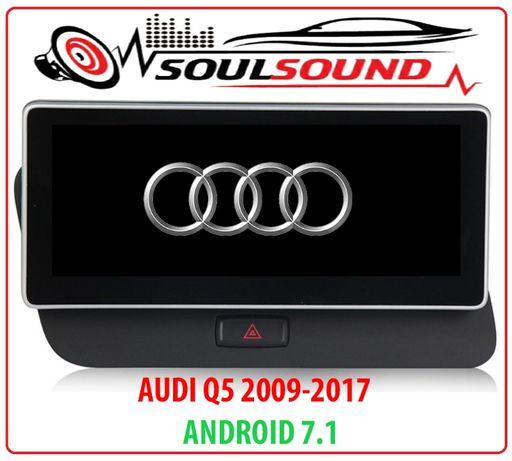 """Штатная магнитола Audi Q5 2009-2017 android 3/32gb 10.25""""inch GPS"""