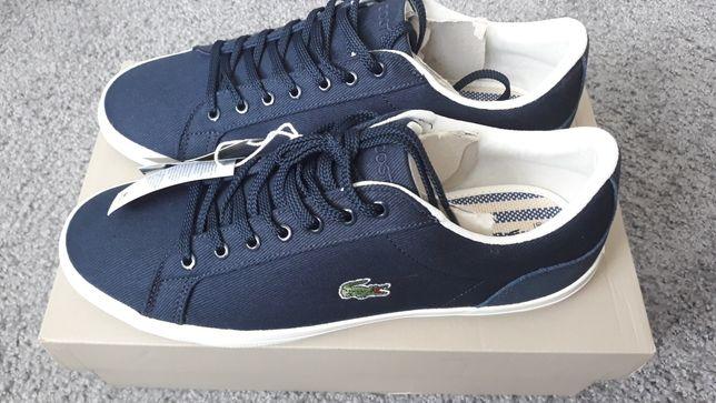 Nowe buty Lacoste 44