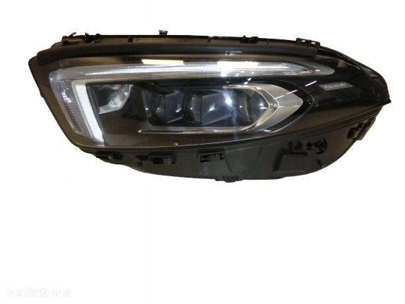 MERCEDES A W177 LAMPA PRZÓD LEWA LED SKRĘTNA 10PIN