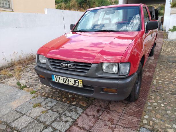 Opel Campo 2.5 turbo pick-up pickup carrinha caixa aberta