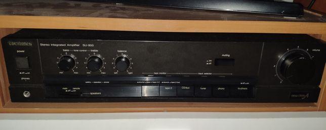 Technics SU 800 wzmacniacz stereo