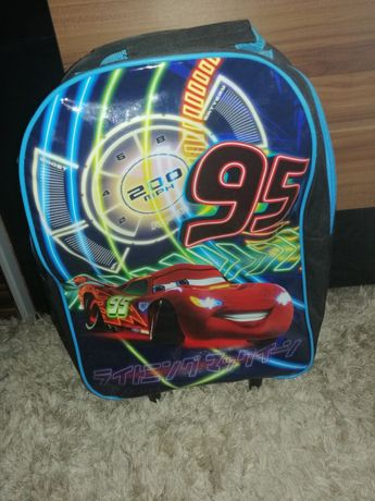Plecak Disney McQueen