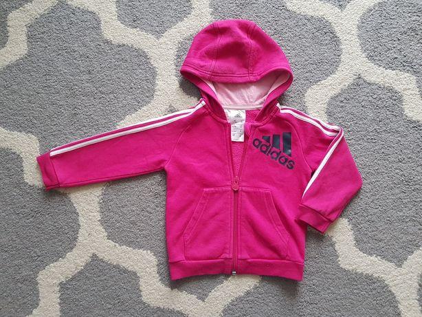 Bluza dla dziewczynki adidas 86