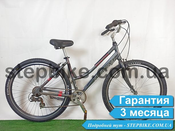 Велосипед Городской Алюминиевый Планетарка из Германии MBM Dolche Vita