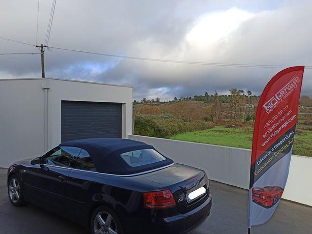 Capota Audi A4 Cabrio (2002/2008) Artigo Novo