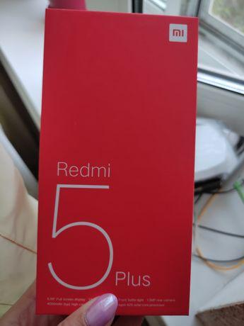 Продам телефон Xiaomi Redmi 5 plus