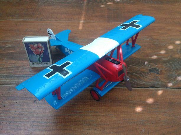Модель самолета масштабная 1:48 fokker-D7
