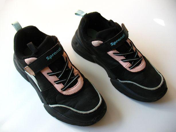 Lekkie, sportowe, wygodne buty Sprandi. Rozmiar 36. Wkładka: 23,5 cm.