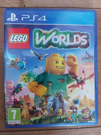 Gra Lego Worlds na ps4