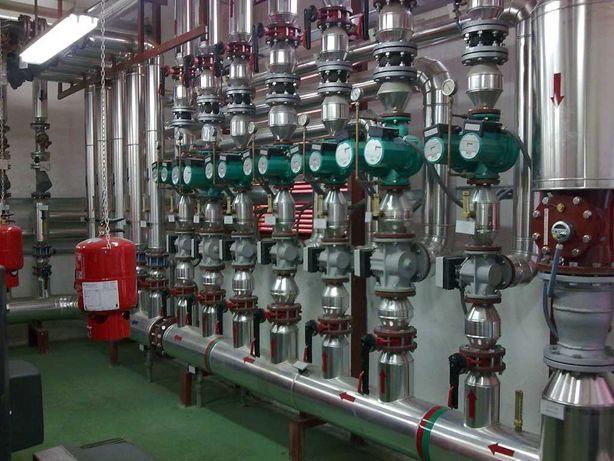 Бизнес - опт. торговля, монтаж, сервис (отопление, водоснабжение)