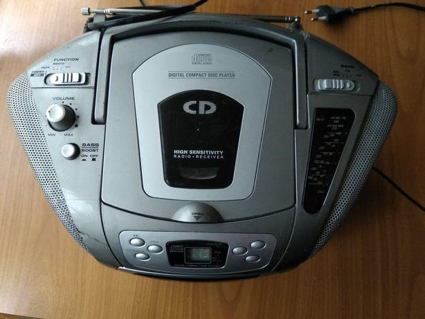 Кассетный CD радио-магнитофон Kansai