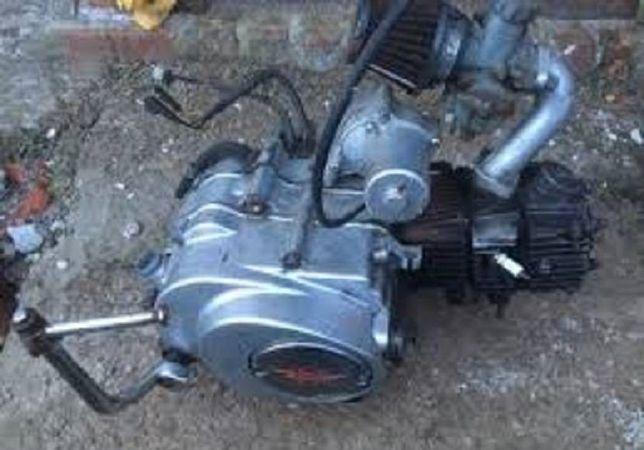 Silnik 50 cc 4t(router zumico benzer junak Romet itp 4 biegowy wysyłka