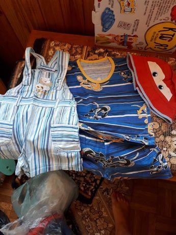 Літній одяг для хлопчика