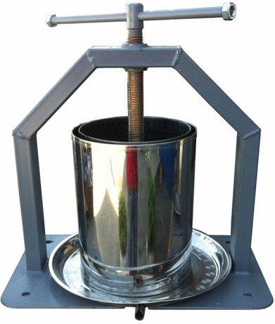 Пресс для сока Хлебпром (10 и 15л). Соковыжималка для яблок, винограда