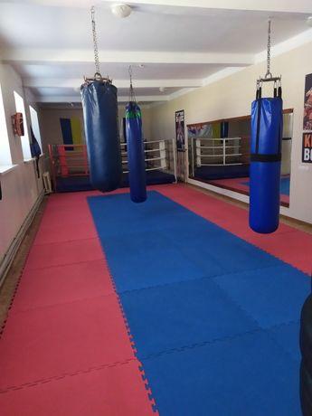 Индивидуальные тренировки по тайскому боксу