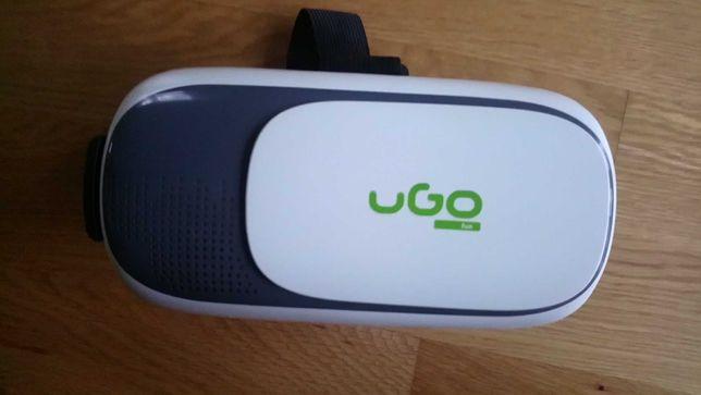 Okulary  wirtualne do gier gra 3D UGO gogle