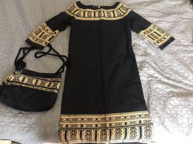 Продам платье-вышиванку и сумочку