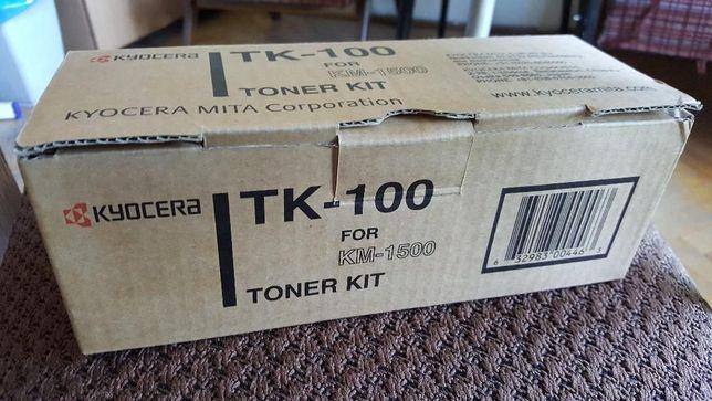 Nowy Oryginalny Toner Kyocera TK-100
