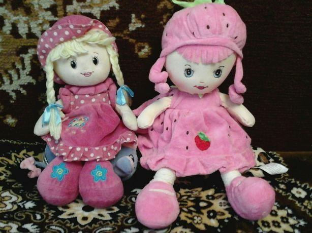 Мягкая игрушка куколки привезены с Европы клубничка