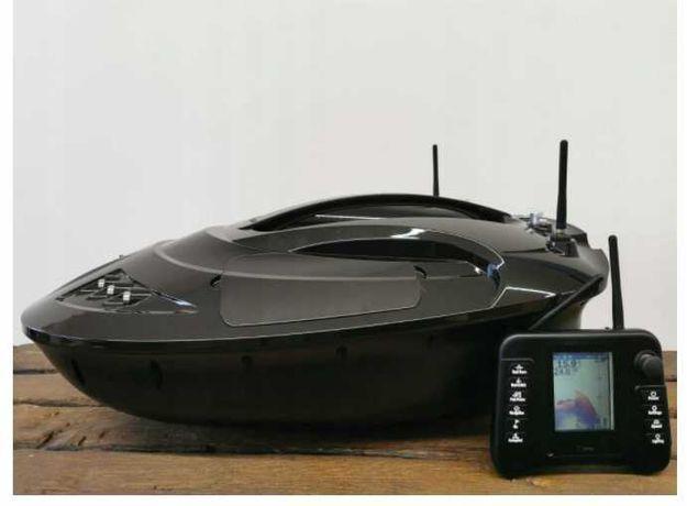 Łódka Zanętowa GALAXY Echosonda + GPS + AUTOPILOT Viking Boat