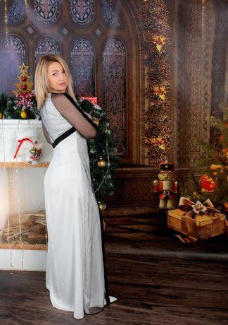 Дизайнерское эксклюзивное платье